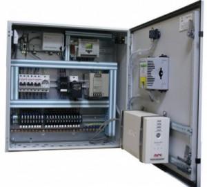 шкаф управления автоматической пенной мойкой